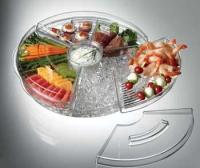 Prodyne Appetizers-On-Ice w/Lids