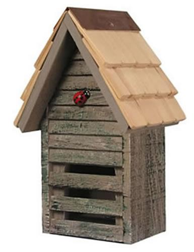 Heartwood Lady Bug Loft, Grey