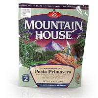 Mountain House Pasta Primavera - Serves 2