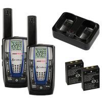 Cobra MicroTalk FRS/GMRS 2-Way Radios