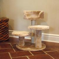 Majestic 27 Inch Casita Cat Tree