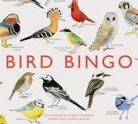Chronicle Books Bird Bingo