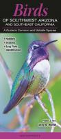 Quick Reference Publishing Birds of Southwest Arizona and Southeast California