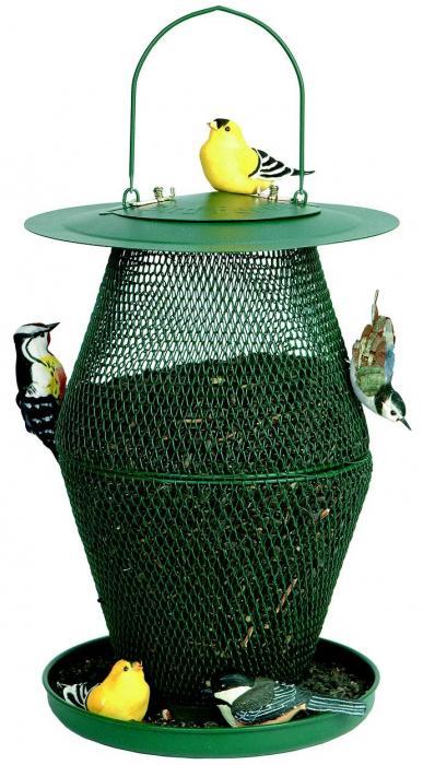 No-No Green Lantern Bird Feeder