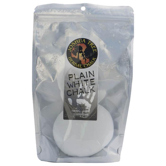 Plain White Chalk Ball
