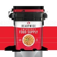 120 Serving Entrée Only Grab and Go Bucket