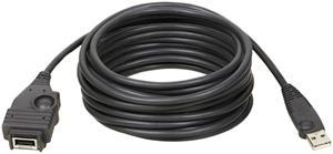 Tripplite U026-016 USB 2.0 Active Extension Cable