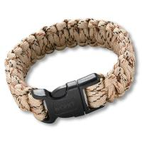 Columbia River (CRKT) Onion Para-Saw Bracelet, Large, Tan
