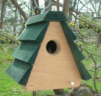 Songbird Essentials Wren- A-Frame Bird House