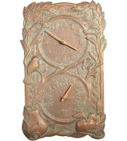 Whitehall Fruit & Bird Combo - French Bronze