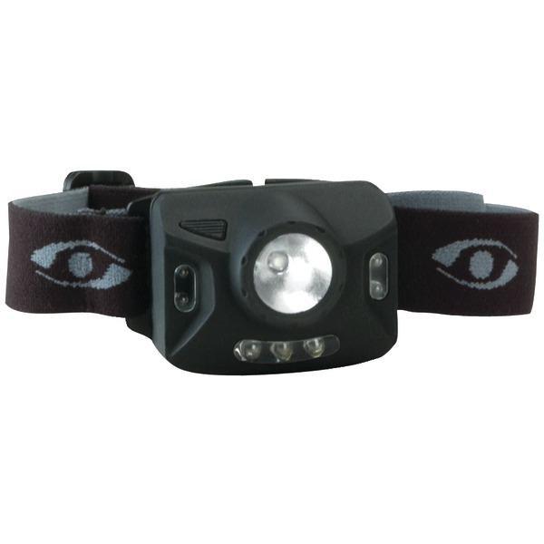 Cyclops CYC-RNG1XP Ranger CREE XPE 1-Watt Headlamp (Black)