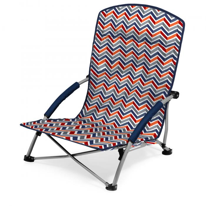 Picnic Time Tranquility Chair Portable Beach Chair (Vibe Collection)