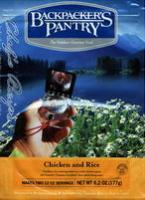 Backpacker's Pantry NC Chicken & Rice
