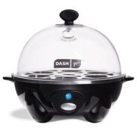 Dash Rapid 6 Egg Cooker - Black