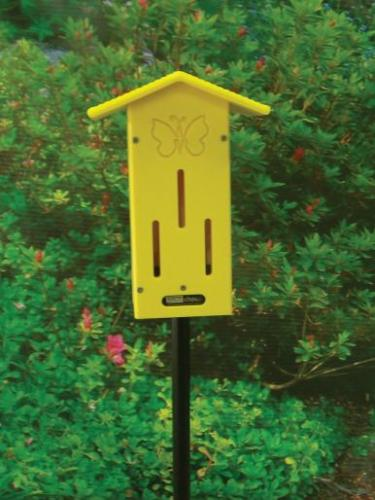 Bird's Choice Pole-mounted Butterfly House