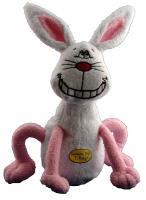 Deedle Dudes Toy Rabbit