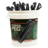 "Reliance Bucket Of Pegs 9"" 192pcs"