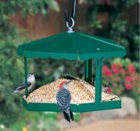 Homestead Fly-Thru Gazebo Bird Feeder