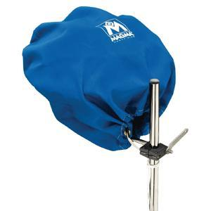 Magma Grill Cover f/Kettle Grill - Party Size - Pacific Blue
