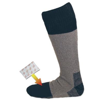 Heat Factory Heated Sock 10-13 Hvwt Merino