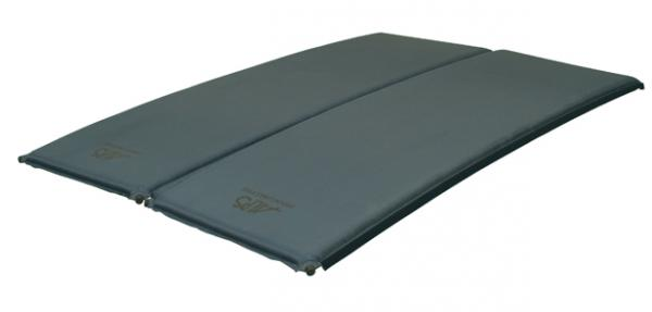 ALPS Mountaineering Steel Blue Lightweight Series Self Inflating Air Pad - Double