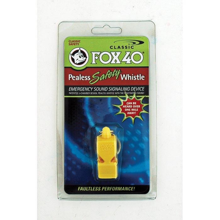 Fox 40 Classic Yellow