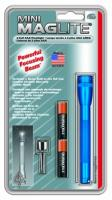 MagLite - AAA Mini Mag Blue Flashlight Hanging Pack