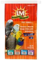 Lm Parakeet Diet