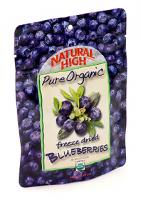 Natural High Organic Blueberries
