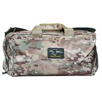 Multi Camo Super Range Bag