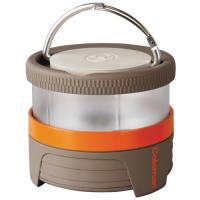Coleman Pack Away Li-lion Puckl Light 250 Lantern - Olive/Orange