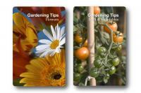 Finders Forum Double Deck Gardening Tip Playing Cards