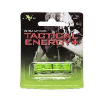 Viridian 1/3n Lithium Battery 4-pack