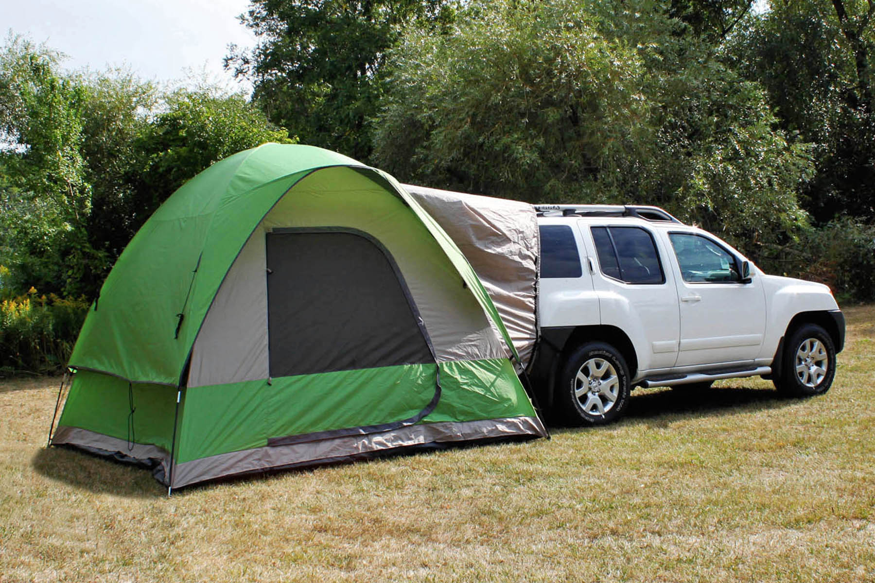 Napier Outdoors Backroadz #13100 SUV Tent & Outdoors Backroadz #13100 SUV Tent