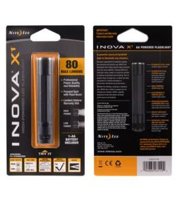 Battery-Powered Flashlights by Inova