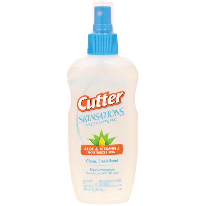Cutter Skinsations Aerosol Spray 6oz