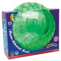 "Run About Ball Mega 13"" Multi"