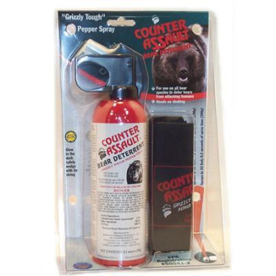 Counter Assault Bear Deterrent with Holster 8.1 Oz