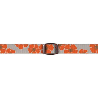 Croakies Artisan Belt Hibiscus 1.5""