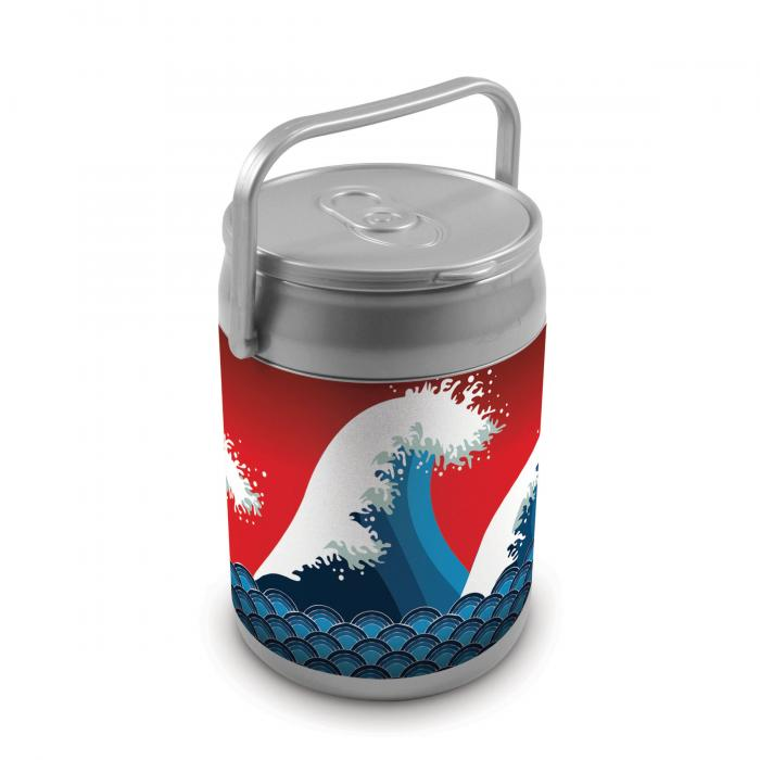 Picnic Time 9 Quart Capacity Can Cooler - Tsunami Can