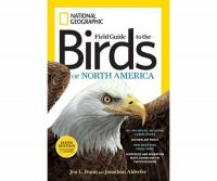 Random House National Geographic Field Guide Birds of North America 6th Edition