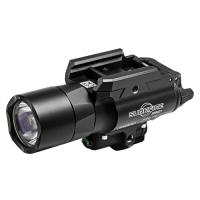Surefire X400 Ultra Green Laser, Black
