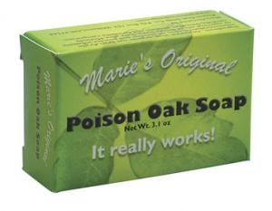 First Aid by Poison Oak Soap