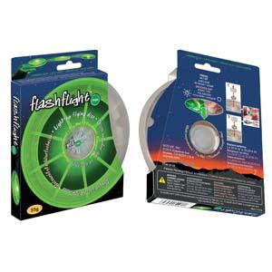 Nite-ize Flashflight Illuminated Flying Disc Green