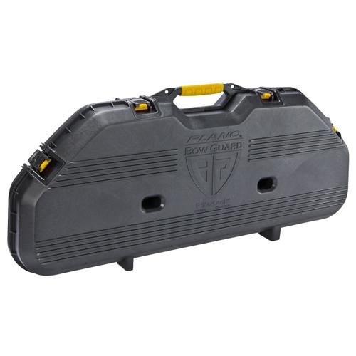 Plano All Weather Case Bow Case, Black/Yellow