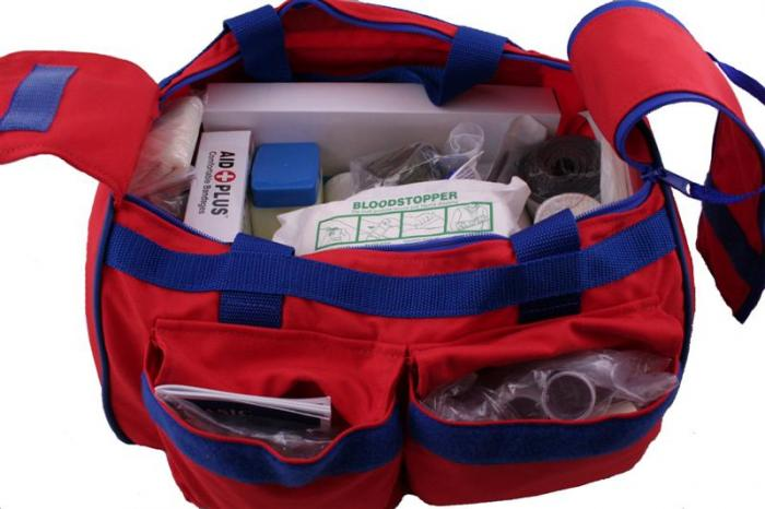 Elite First Aid First Aid - First Responder Bag