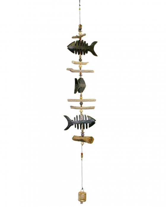 Cohasset Imports Bone Fish Cohasset Bell
