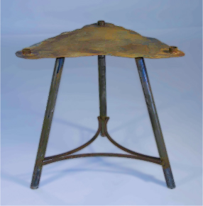 Patina Products Fire Pit Display Stand 24 Inch