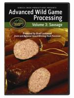 Outdoor Edge Sausage Processing DVD