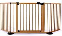 VersaGate Pet Gate - Oak